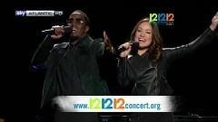 Brand New Me & No One (The Concert For Sandy Relief) - Alicia Keys