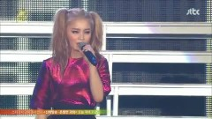 1,2,3,4 (130120 The 27th Golden Disk Awards) - LEE HI