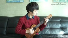 Somebody That I Used To Know - Sungha Jung