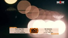 No Schedule (Vietsub) - Yoon Jong Shin