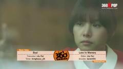 Love In Memories (Vietsub) - Byul