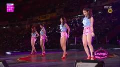Loving U (130406 MBC Korean Music Wave In Bangkok 2013) - SISTAR
