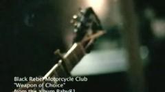 Baby 81, A Sneak Peek - Black Rebel Motorcycle Club