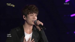 When I First Saw You (Dream Concert 2013) - Chang Min, Hyorin