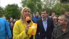Honey Kiss (Fernsehgarten 2013) - Michael Wendler, Anika