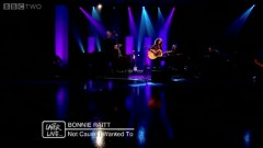 Not Cause I Wanted To (Later... With Jools Hollan) - Bonnie Raitt