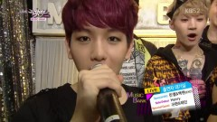Interview (130607 Music Bank) - Henry