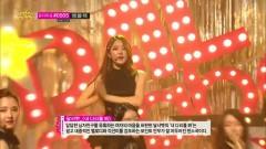 Be Ambitious (130622 Music Core) - Dal Shabet