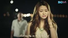 Sorry That I'm Sorry (Vietsub) - Kim Jin Pyo, G.NA