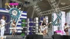 Moya (130727 Music Core Ulsan Summer Festival) - AOA Black