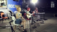 Moya, Without You (130809 MBC Radio)