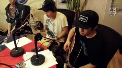 Feel Love This Love (130830 Radio Busking) - Jo Moon Geun