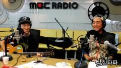 Lonely (130723 MBC Radio) - Jo Moon Geun, Ilac