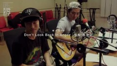 Don't Look Back In Anger (130726 Radio Busking) - Jo Moon Geun, Ilac