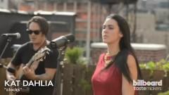Clocks (Billboard Tastemakers Performance) - Kat Dahlia