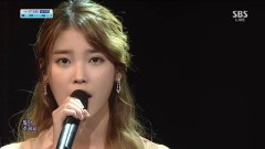 Between The Lips (50cm) + The Red Shoes (131013 Inkigayo) - IU