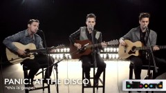 This Is Gospel (Billboard Studio Session) - Panic! At The Disco