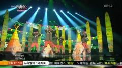 Snake (131115 Music Bank)