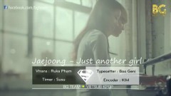 Just Another Girl (Vietsub) - Hero JaeJoong (DBSK)