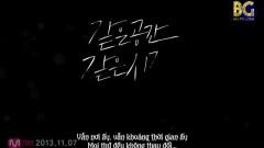 Gone (Vietsub) - Jin