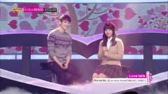 Love Falls (131214 Music Core)