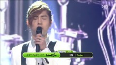 Three Days (131201 Inkigayo) - Timber
