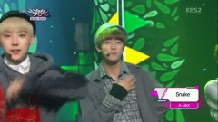 Snake (131129 Music Bank) - A-JAX