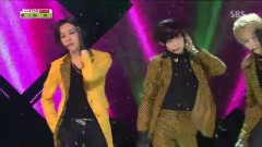 Why Goodbye (131222 Inkigayo) - The Boss