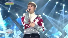 Man Woman (131222 Inkigayo) - K.Hunter