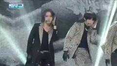 Why Goodbye (140105 Inkigayo) - The Boss