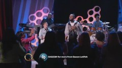 Rough Water (Live On The Queen Latifah Show) - Travie McCoy, Patrick Stump