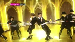 Something (140104 Music Core) - DBSK