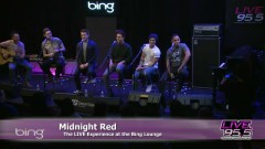 Hold On We're Going Home (Live In The Bing Lounge) - Midnight Red