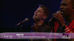 Thank You (Live In The Bing Lounge)