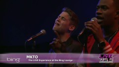 Thank You (Live In The Bing Lounge) - MKTO