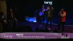 Classic (Live In The Bing Lounge) - MKTO