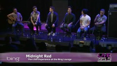 End Of The Road (Live In The Bing Lounge) - Midnight Red
