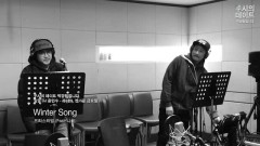 Winter Song (140124 MBC Radio) - Freestyle
