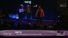 American Dream (Live In The Bing Lounge) - MKTO