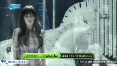 Breath (140216 Inkigayo) - TAEYEON, JONGHYUN