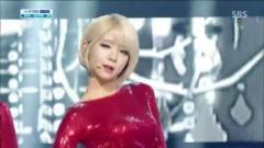 Miniskirt (140202 Inkigayo) - AOA
