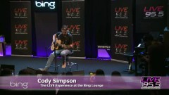 Sinkin' In (Live In The Bing Lounge) - Cody Simpson