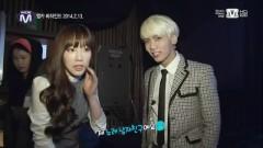 Mnet Wide News (140220 M!Countdown) - S.M.Ballad, TAEYEON, JONGHYUN