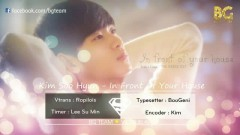 In Front Of Your House (Vietsub) - Kim Soo Hyun