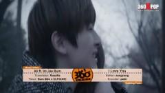 I Love You (Vietsub) - Ali, Yim Jae Bum