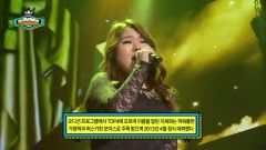 Burst Out Crying (140312 Show Champion) - Ji Se Hee