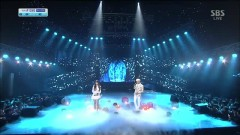 Breathe (140302 Inkigayo) - TAEYEON, JONGHYUN