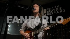 Landlocked (Live On KEXP) - Fanfarlo