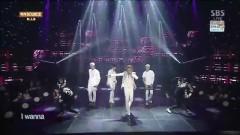 Chisa Bounce (140413 Inkigayo) - M.I.B