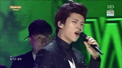 Tell Me Why (140413 Inkigayo) - Toheart (WooHyun & Key)